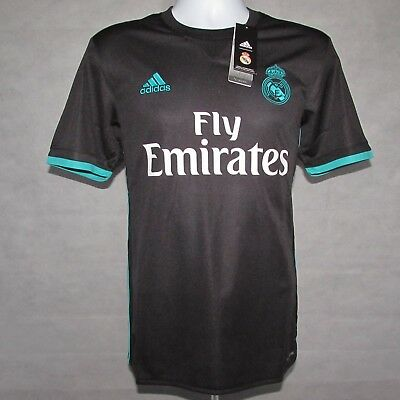 955d5ba11d8 2017-2018 Real Madrid Away Football Shirt