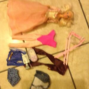 Work out Barbie