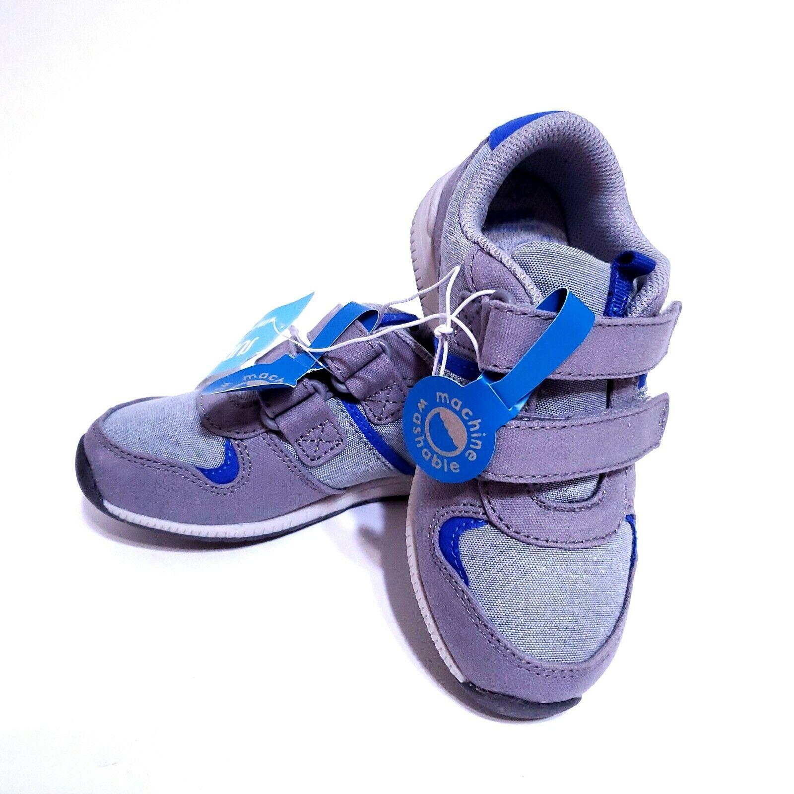 Toddler Boys' Surprize by Stride Rite Luke Sneakers - Gray -