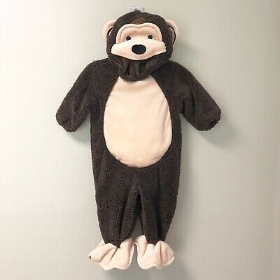 Koala Kids Baby Holiday Halloween Monkey Costume Size 3-6 Months Plush - Koala Kid Kostüm