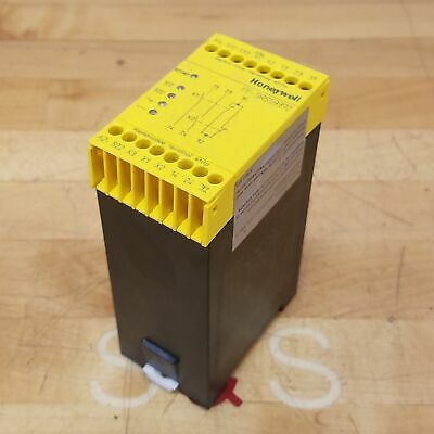 Honeywell Ff-srs59392 Safety Interface Control Relay 24v - Used