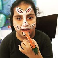 Face Painter and Balloon Animals for Hire!