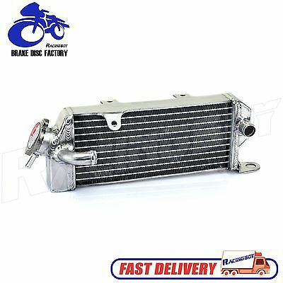 New Motorcycle Cooling Aluminum Radiator For Kawasaki KX85 KX 85 2014 2015 2016