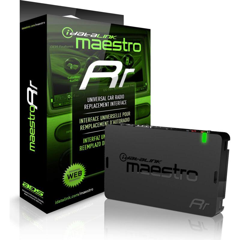 ADS-MRR - Maestro RR Interface Module S/W Controls & Factory Amp