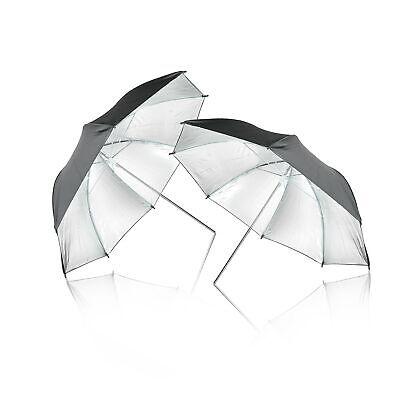Emart Photo Studio Double Off Camera Speedlight Flash Umbrella Kit, Shoemount... - $97.99