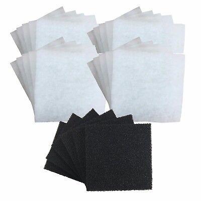 20 x Rena Filstar xP Poly Filter Pads and 6 x Carbon for XP1, XP2, XP3, XP4