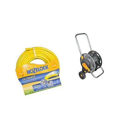 Hozelock Ultimate Hose, 50 m & 60m Hose Cart without hose