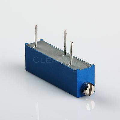 0-20k Ohm Multi-turn Trimmable Potentiometer For Adjustment -10