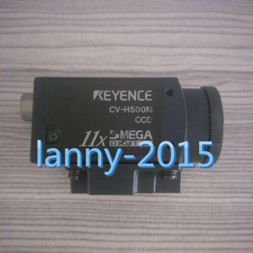 1pc Used Keyence Industrial Camera Cv-h500m