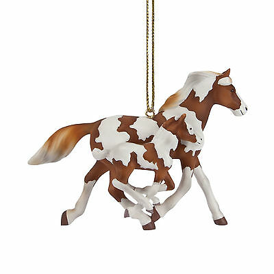 Enesco Christmas Trail of Painted Ponies Painted Harmony Horse Ornament 4040987