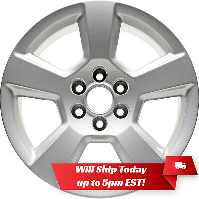 """New Set(4) 20"""" Wheels and Centers for Chevy Silverado Tahoe GMC Sierra 1500"""