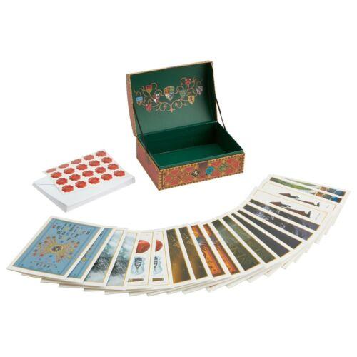 Enesco Harry Potter Wizarding World - Quidditch Notecard Set 6003832 NEW