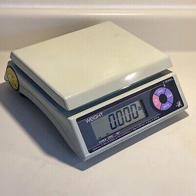 Ipc Ishida Dietary Portion Bench Scale 0-3lb 3-6lb X 0.002lb X0.005lb Ntep