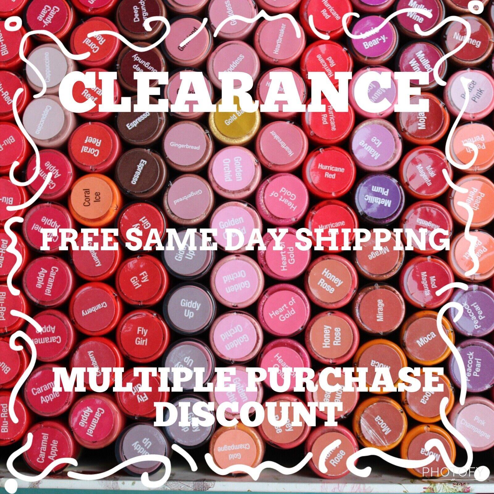 CLEARANCE!! LipSense Long Lasting Liquid Lip Color - LOW PRI