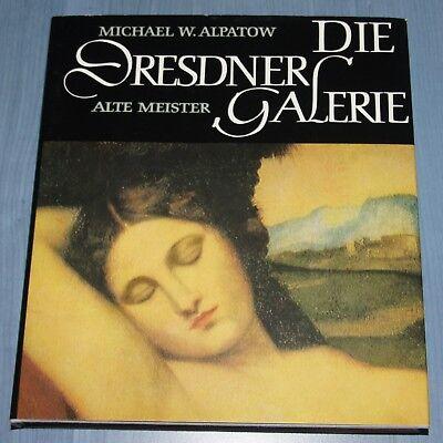 Die Dresdner Galerie , Alte Meister