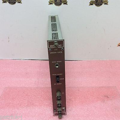 Ortec Egg Nim Computer Module Model 426 Linear Gate Bin Module