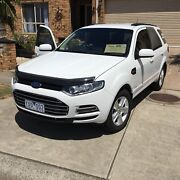 Ford territory 2012 Traralgon Latrobe Valley Preview