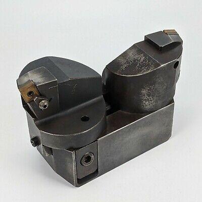 Valenite Twbb5-500 W Twin Boring Vari-set Heads Inserts - Loc-a-dex Hbc-52