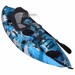 DREAM CATCHER 3 FISHING KAYAK PERTH Welshpool Canning Area Preview