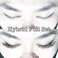 Eyelash extensions$90 Lash lift$50 Eyebrow tint$20