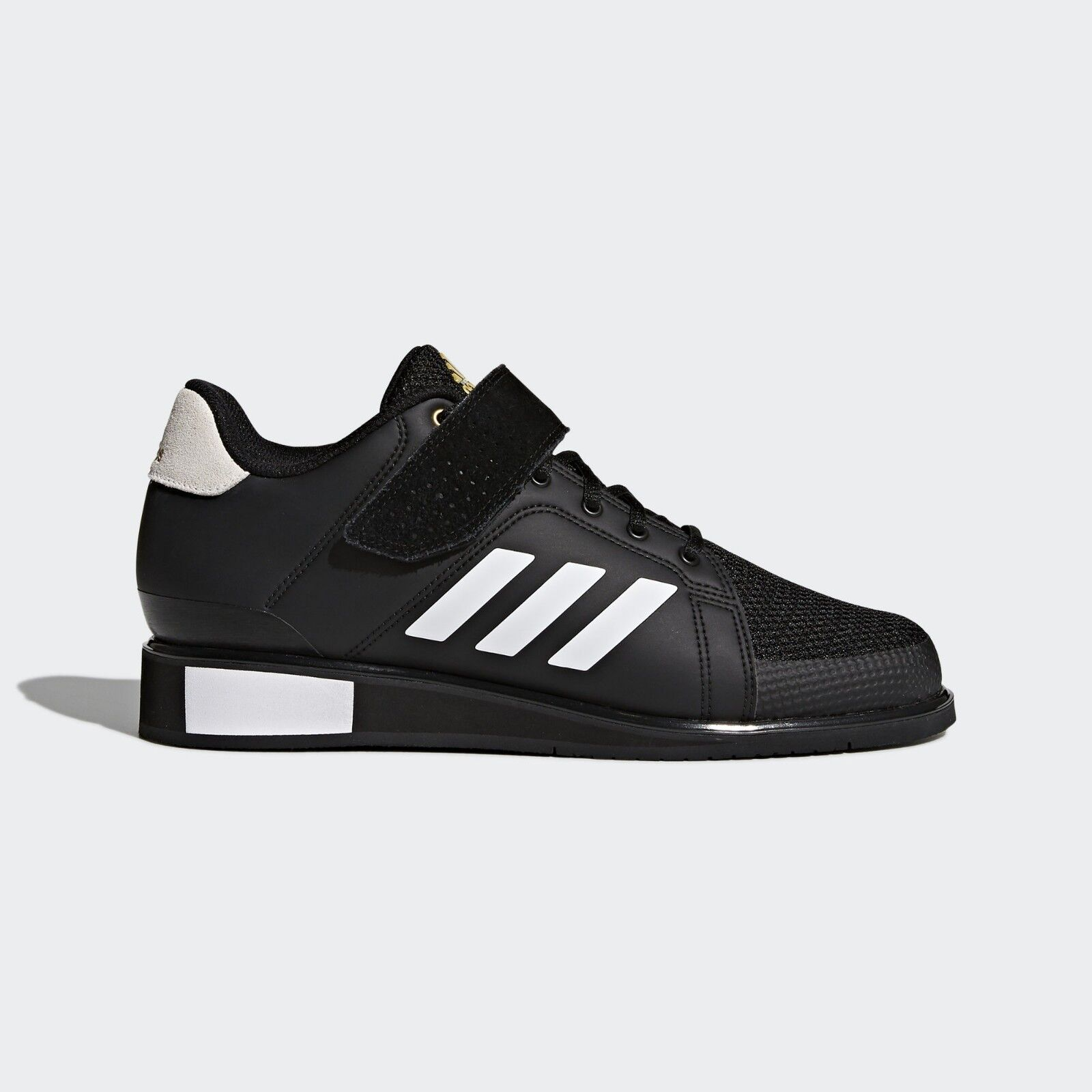 aaeadca71edf67 adidas Power Perfect 3 Men s   Kids Pro Weightlifting Shoes Gym Trainers