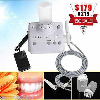 Dental Ultrasonic Piezo Scaler Fit Dte Satelec W Liquid Dosing Bottle Tips