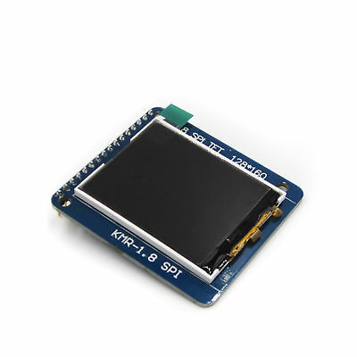 1.8 inch TFT LCD Display Module with PCB Board ST7735R Drive IC 128*160