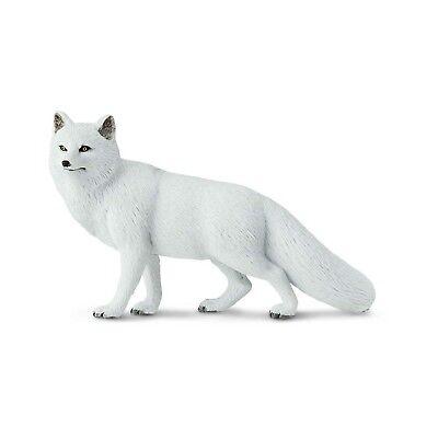 Arctic Fox Wild Safari Animal Figure Safari Ltd NEW Toys Educational