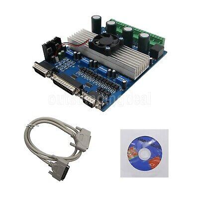 4-axis Cnc Tb6560 Stepper Motor Driver Mach3 Cnc Engraver Controller Board Ot16