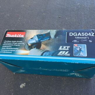 Makita brushless DGA504z grinder brand new in box 125 mm  Casula Liverpool Area Preview