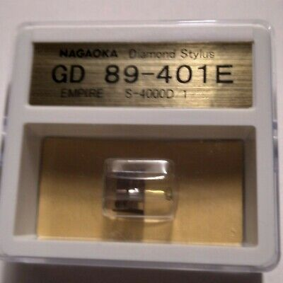 Use for EMPIRE 4000D/I II III  ELLIPTICAL RECORD NEEDLE MADE IN JAPAN BRAND NEW
