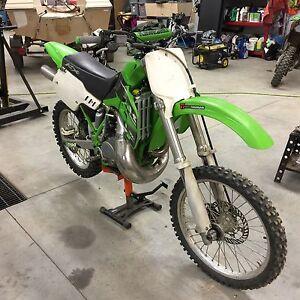 2001 Mint Condition KX 500