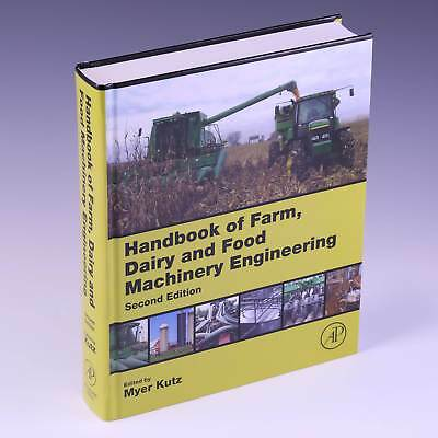 Used, Handbook of Farm, Dairy and Food Machinery Engineering, 2nd Ed by Myer Kutz for sale  Shipping to Canada