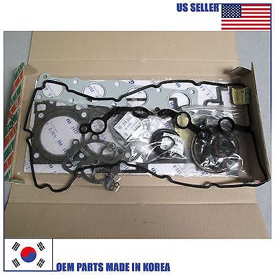 engine full gasket set 209102gm00 kia optima hyundai. Black Bedroom Furniture Sets. Home Design Ideas