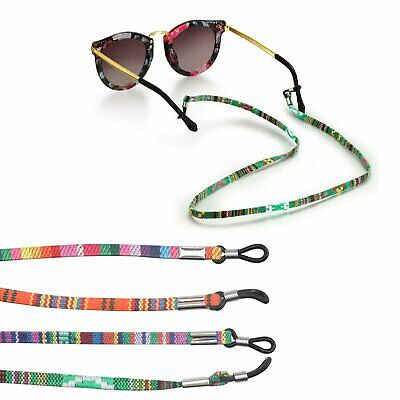 Adjustable Sunglasses Neck Cord Strap Eyeglass Glasses String Lanyard Holder Eyeglass Straps, Cords & Grips