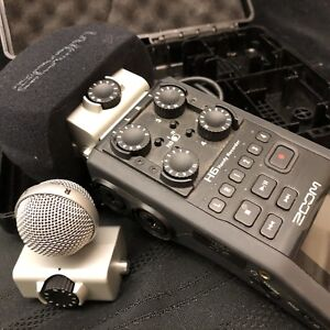 Zoom 6 digital recorder. $375 0BO