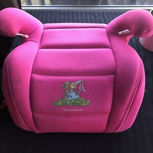 Booster seat 4-10 years old
