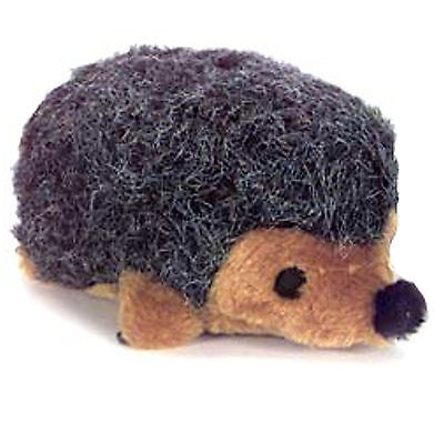 Squeaky Hedgehog SMALL Plush Dog Squeaker Toy
