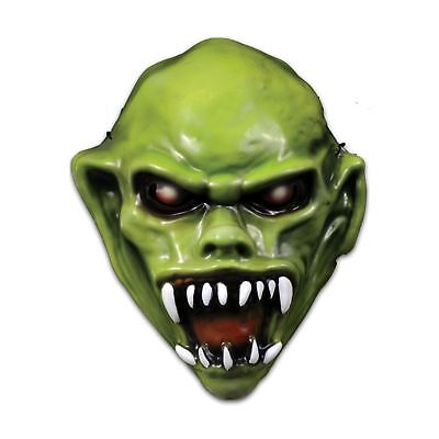 Men's Goosebumps The Haunted Halloween Monster Scary Costume Mask Adult 90's