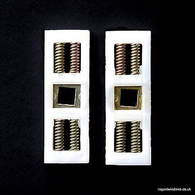 Upvc Door Handles Spring Cassette Sprung Yale