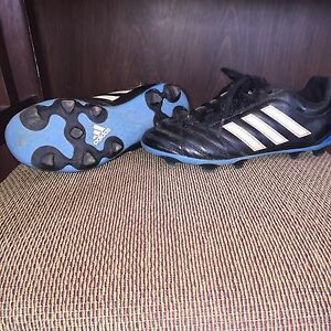 Adidas youth cleats size 2