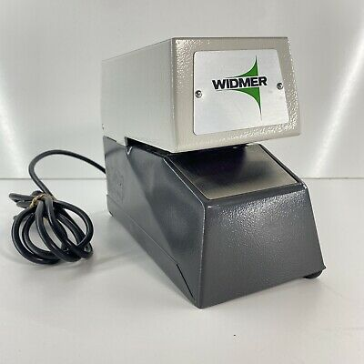Widmer T3 T-3 Electronic Time Date Stamp No Keys Clean Solid 2025 Date Wheel