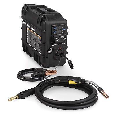 Miller Arcreach Suitcase 8 Wire Feeder Wbernard Btb Mig Gun 951726
