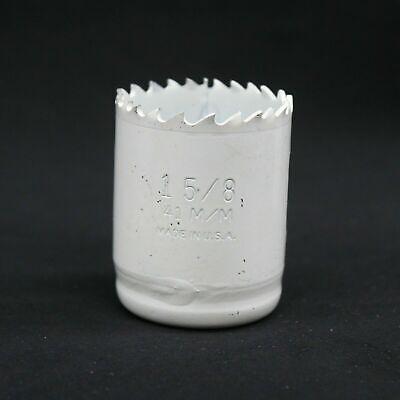 Rápido Corte 41mm/4.1cm Dos Metales Broca de Corona Taladro Hecho En Ee.uu.