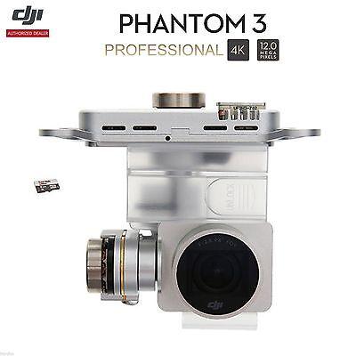 DJI Phantom 3 Professional Drone 4K Camera Gimbal 3-Axis 12 Megapixel HD Surrender 5