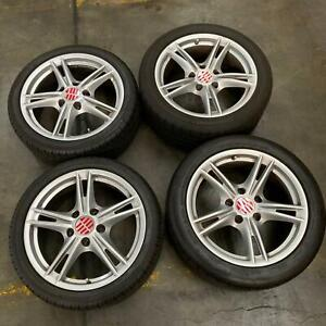 Porsche Cayman/ boxster wheels and tyres genuine Port Melbourne Port Phillip Preview