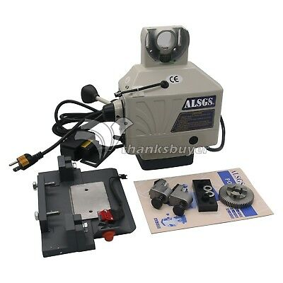 Alsgs 110v Power Feed For Vertical Drill Milling Machine X Y Axis Al-310sx