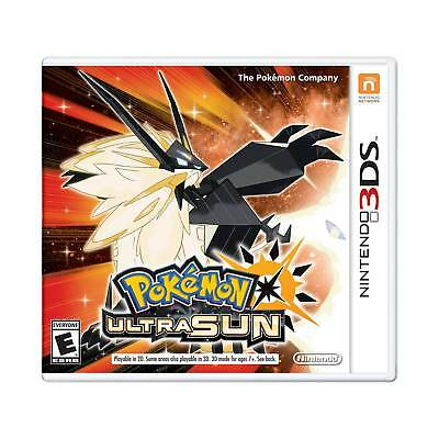 $29.99 - Pokemon Ultra Sun - Nintendo 3DS