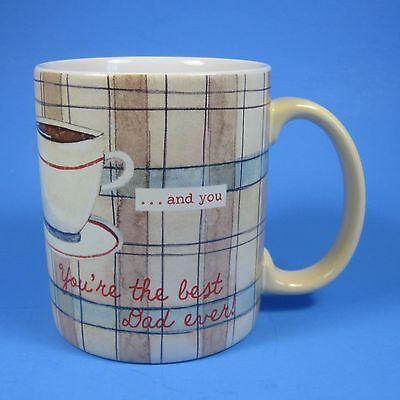 Lang BEST DAD Ever Collector Mug Paula Joerling PJ #3
