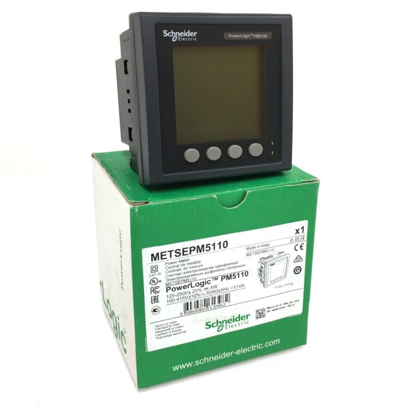 Misuratore di potenza metsepm 5110 Schneider POWERLOGIC PM5110